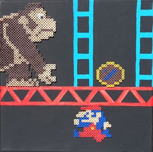 Donkey Kong & Jumpman