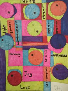 Abstract Joy $30