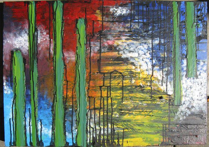 abstractoct - vibrantcolour