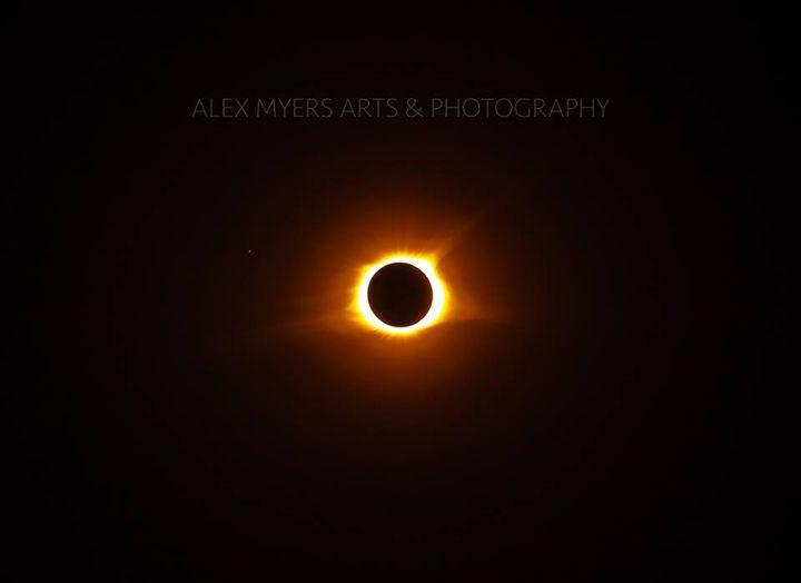 Solar Eclipse - Alex Myers Arts & Photography