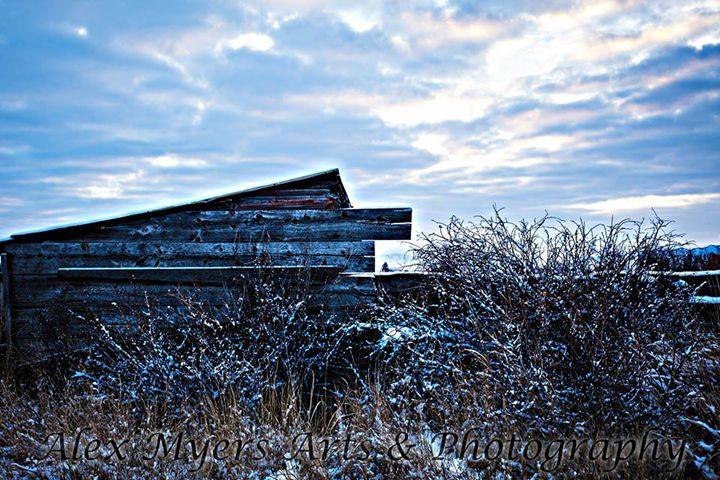 Poindexter barn wood - Alex Myers Arts & Photography