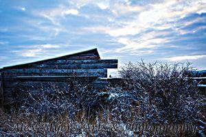 Poindexter barn wood