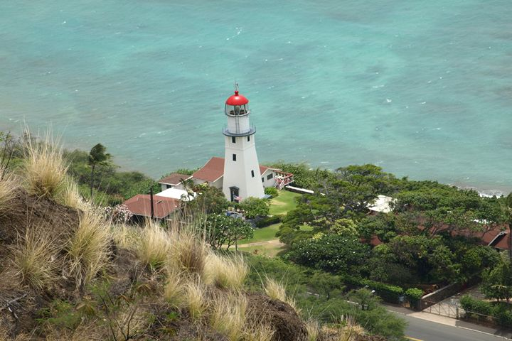 Diamond Head Lighthouse - JAJ Photography