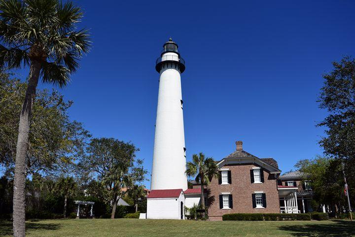 St. Simons Island Lighthouse - JAJ Photography