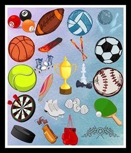 All Sports Poster
