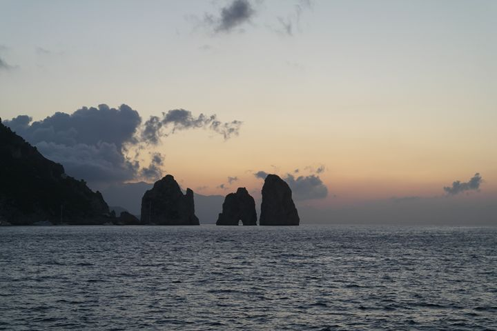 The Rocks of Capris - T.Lancelot photography