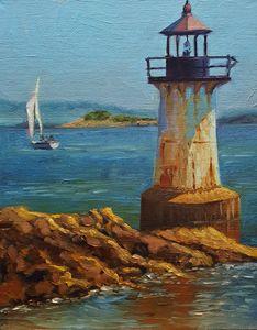 """""""Ensenada lighthouse"""""""
