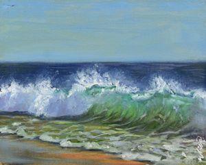 """Refreshing Tide"""