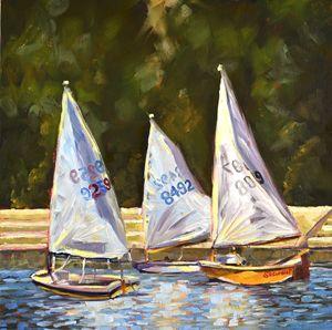 """""""Sailing Together"""""""
