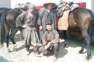 Medieval traders
