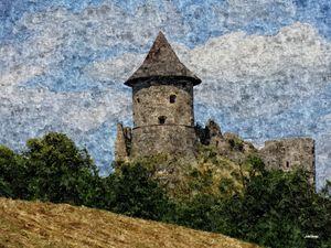 Old Somosko Csatle