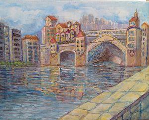 Ponte Vecchio Interpreted