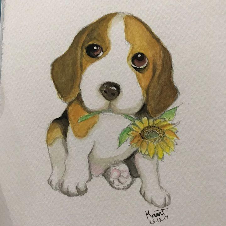 Little puppy - Kant