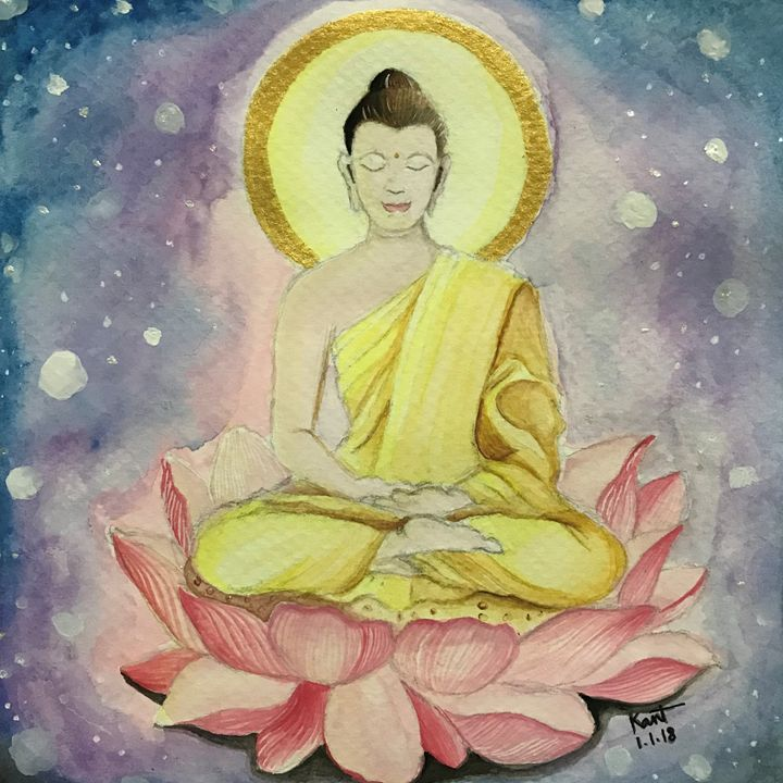 Bhudda in our mind - Kant