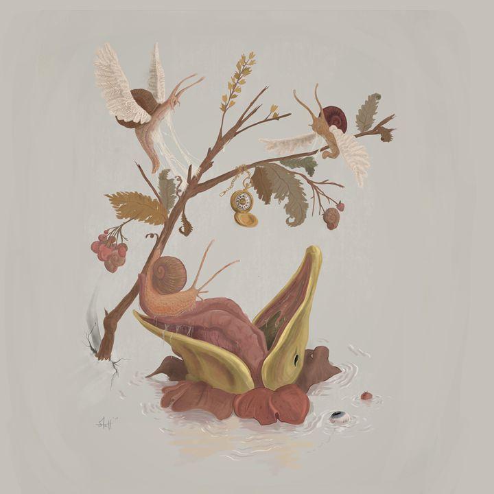 Unnatural Selection - Ryan Staffaroni