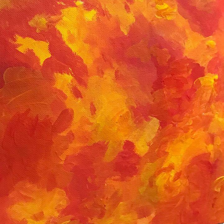 WONDER [Acrylic on Canvas] - Noehl Bingham