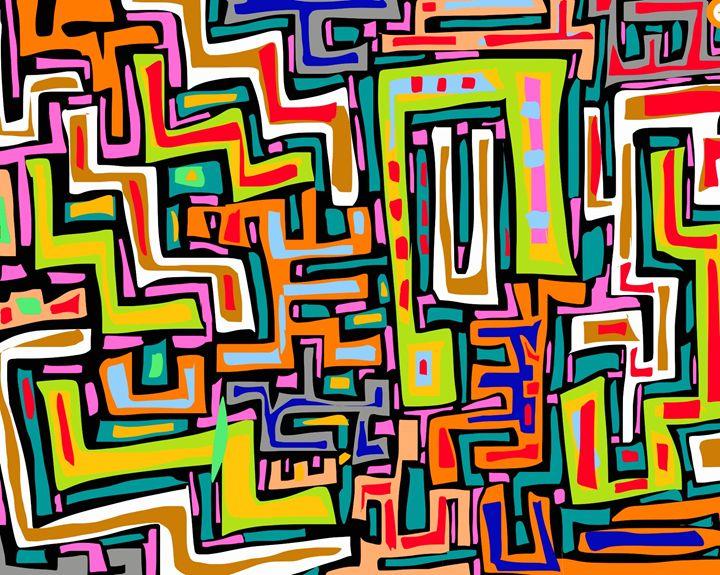 MazeTrip - PK17 Art