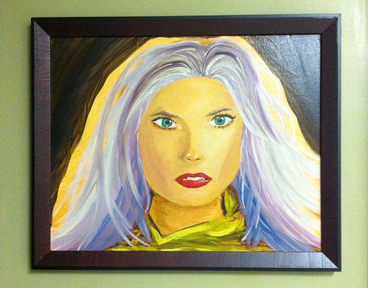 Comic Book Heroine - Mandy Miller