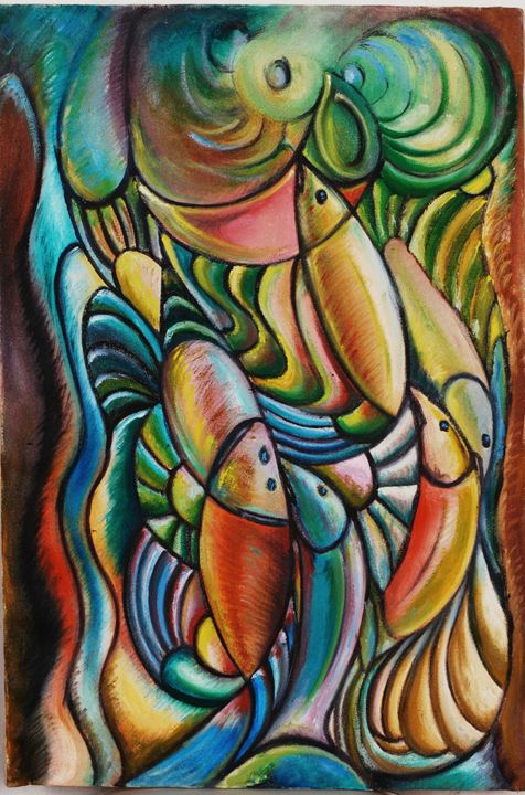 Fish - Alinaitwe Paul