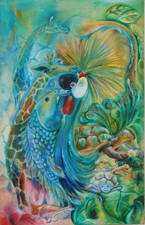 Nature  in diversity - Alinaitwe Paul