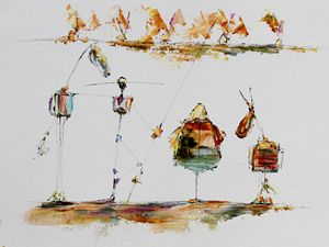 Don Quichotte : le quatuor