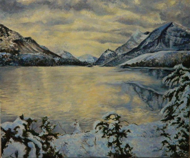 Winter - Evan's Art