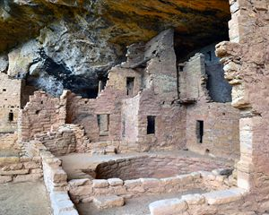 Cliff Palace, Mesa Verde, Colorado - Catherine Sherman