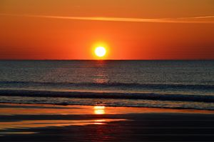 Seabrook Island Beach Sunrise - Catherine Sherman