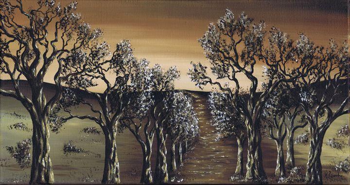 Passage. - Kenneth Clarke Artist.