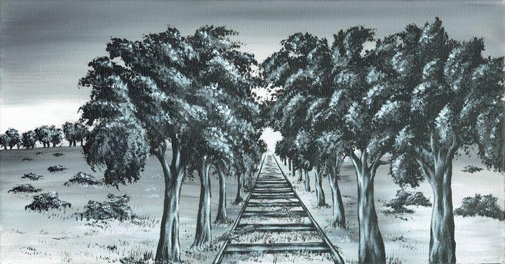 Destination 2 - Kenneth Clarke Artist.