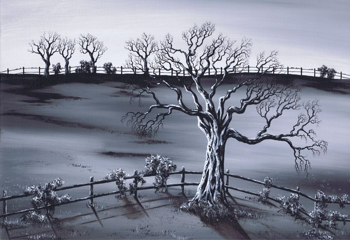 Boundries. - Kenneth Clarke Artist.