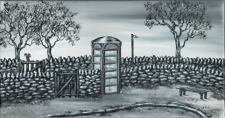 Memory Box. - Kenneth Clarke Artist.