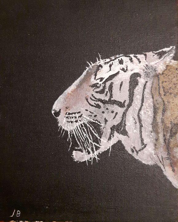 Tiger in the Night - Jon B