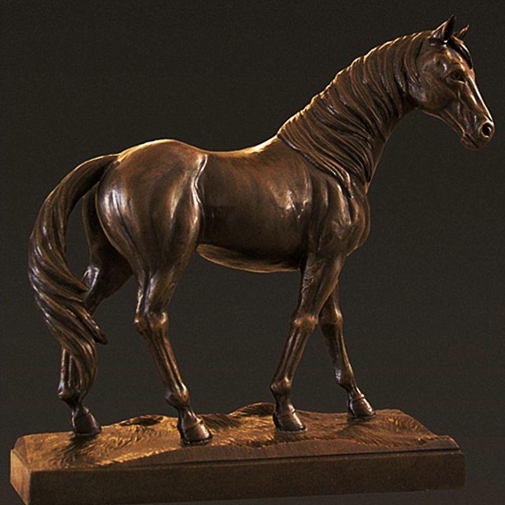 WILD HEART The Stallion - The Studio of Keith Allen Johnson
