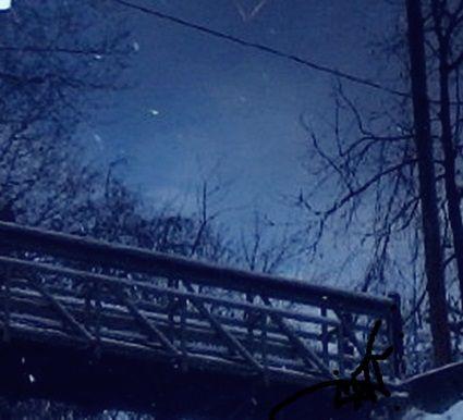 Cross the Bridge with Me - Rawmaterials
