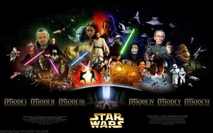 Official Star Wars Poster