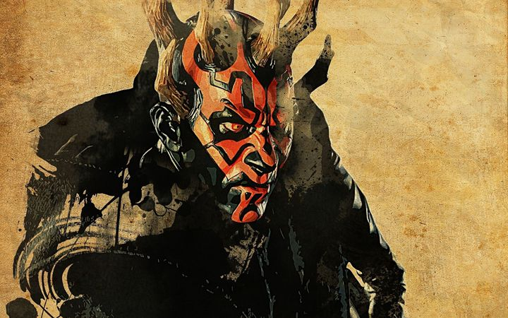 Official Darth Maul - HistoryAntics