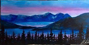 Flathead Lake Sunrise