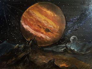 Jupiter in Veiw