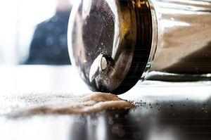 Spilled Sugar - Marie Dunn