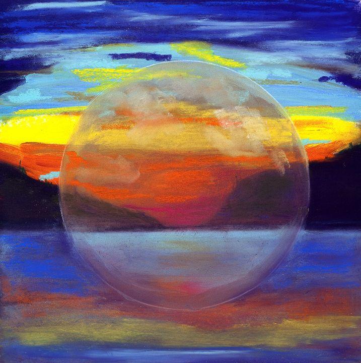 A Universal View - DianaTripp Fine Art Gallery