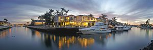 House on The Water Newport Beach