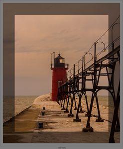 South Haven, MI Lighthouse 2012