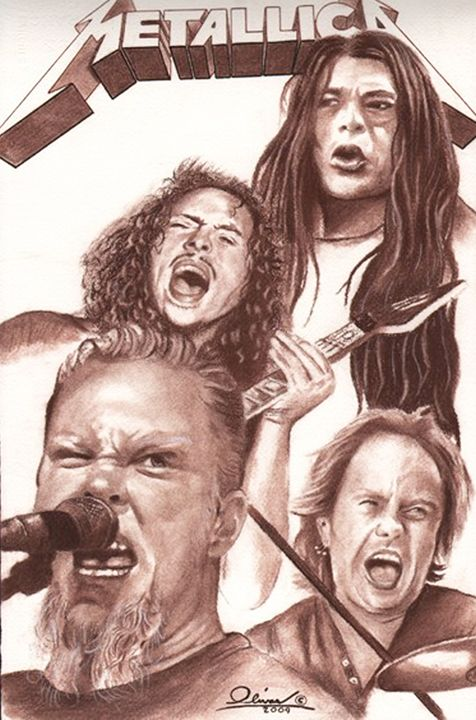 Metallica - 'The Olivas Collection'