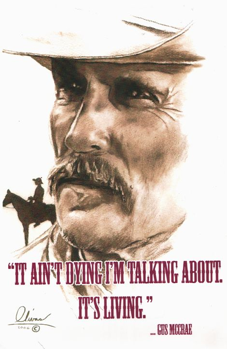 Lonesome Dove, Gus - 'The Olivas Collection'