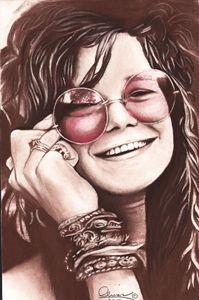 Janice Joplin #1