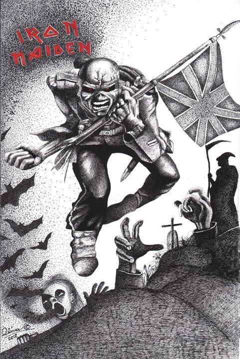 Iron Maiden - 'The Olivas Collection'