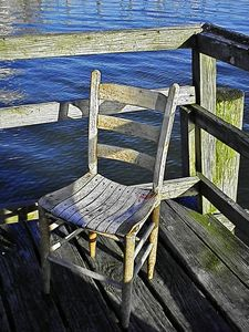 DOCK CHAIR 2