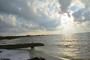Abandonded Shoreline