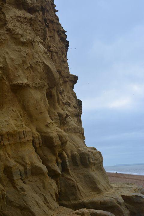 West bay cliffs - Suzanne Morrison